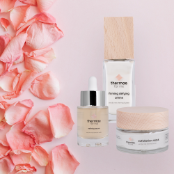 Verwenpakket Beauty - exfoliation mask, refining serum & firming defying crème